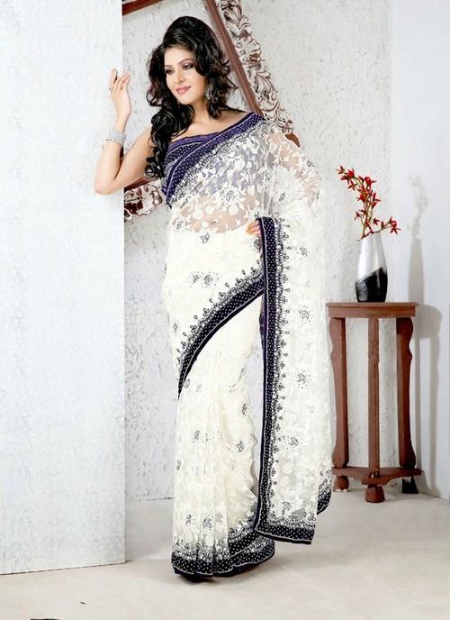 Glass Silk Saree