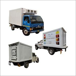 Refrigerated Vehicle