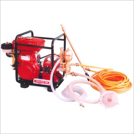 Plunger Hydraulic Power Sprayer