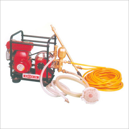 Duplex Plunger Hydraulic Power Sprayer