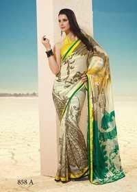Intricate Designer Sarees