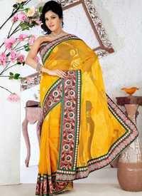 Designer Juth Net Saree