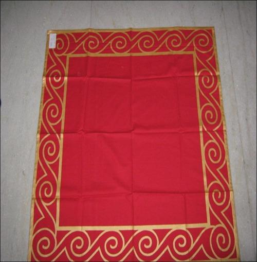 Printed Kitchen Textile