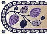Designer Jute Sofa Panel