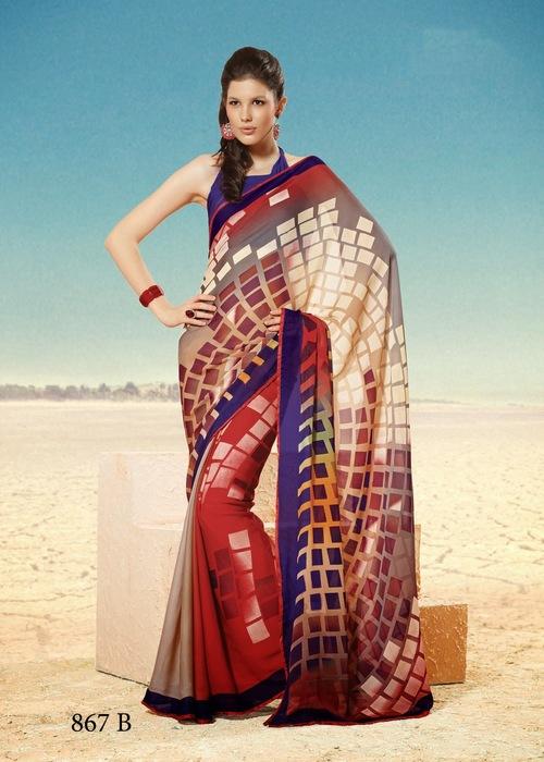 Ladies Traditional Sarees