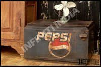 Pepsi Storage Box