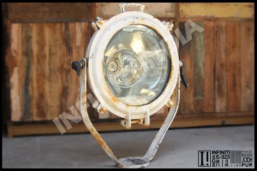 Vintage Ship Projector Lamp