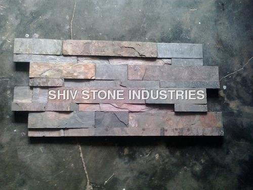 Kund Multi Slate Stone Wall Panel