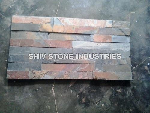 Jack Multi Slate Stone Wall Panel