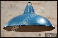 Vintage Factory Lamp Shade