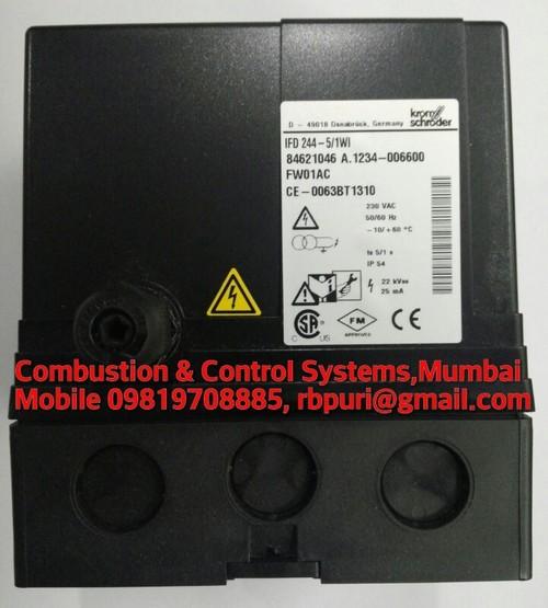 Kromschroder Burner Control Unit IFD 244
