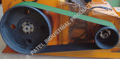 Flat Belt for Power Transmission Application
