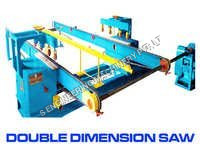 Double Dimension Saw