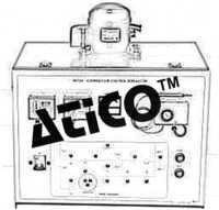 Compressor Control Simulator