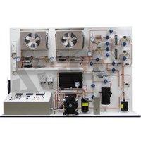 Refrigeration Control Simulator