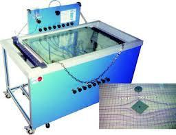 Hydrogen Bubble Flow Visualization Unit