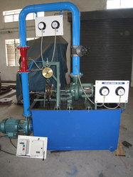 Kaplan Turbine Test Rig (1 KW capacity 5HP Supply Pump)