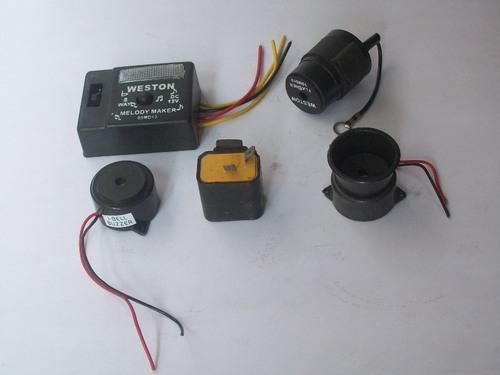 Electronic Buzzer Flasher
