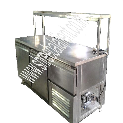 Pick Up Counter With Freezer