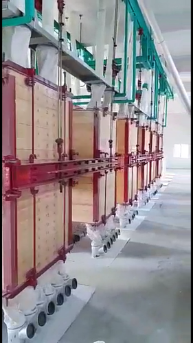 Plansifter wooden