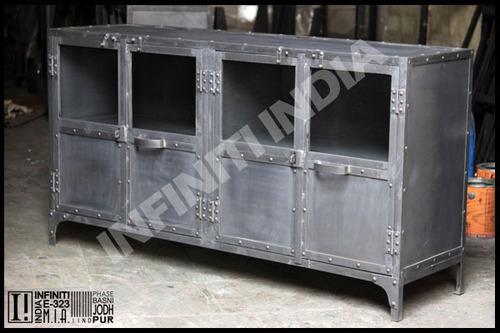 Vintage Industrial TVC