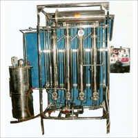 Distill Water Plant