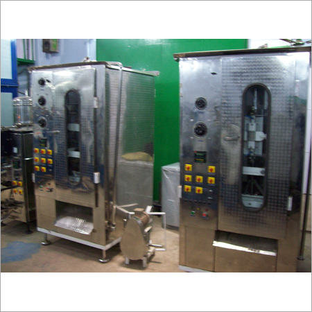 Pouch Oil Packing Machine