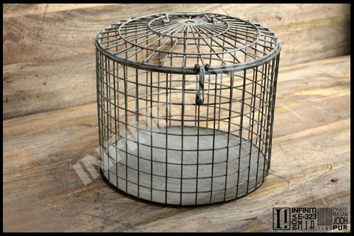 Industrial Wire Bascket