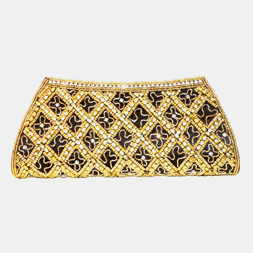 Embroidered Hand Clutch Bags