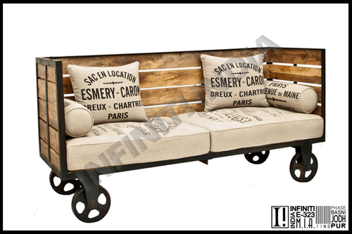 GRAIN SACK SOFA & FURNITURE