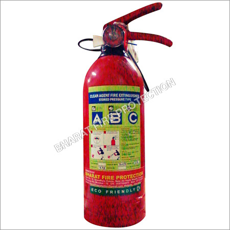 2 kg Clean Agent Fire Extinguisher