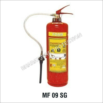 Portable Foam Type Fire Extinguisher