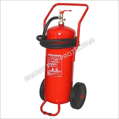 Trolley Wheel Fire Extinguisher