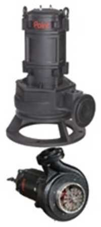 Sewage Chopper Grinder Pump