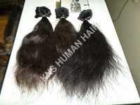 Indian Machine Weft Wavy Hair