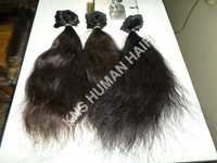 Indian Wefted Wavy Hair