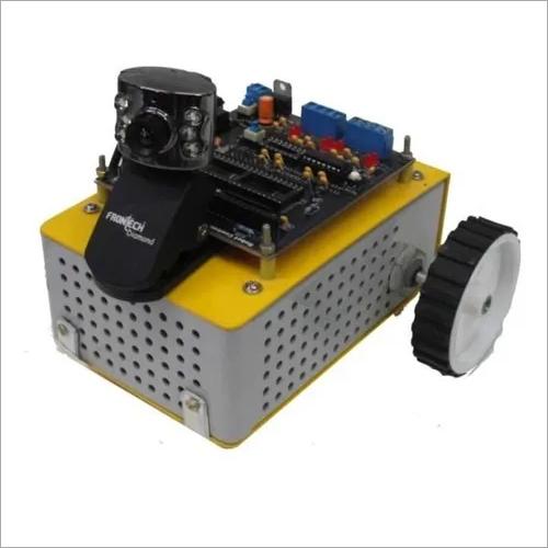 MATLAB Based Surveillance Robot