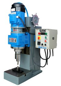 Pneumatic Orbital Riveting Machine