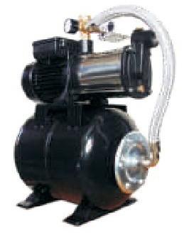 Multi Stage Pressure Booster