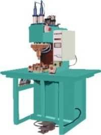 Pneumatic Bench Type Spot Welding Machine