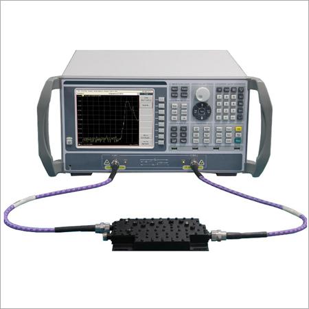 Vector Network Analyzer 300 KHz to 3GHz