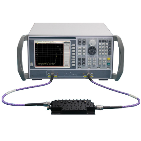 Vector Network Analyzer 300 KHz to 3GHz