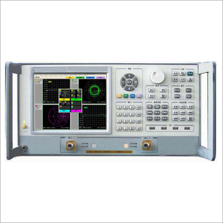 Vector Network Analyzer 300KHz to 9GHz