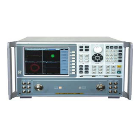 Integrated Vector Network Analyzer 45MHz to 40GHz