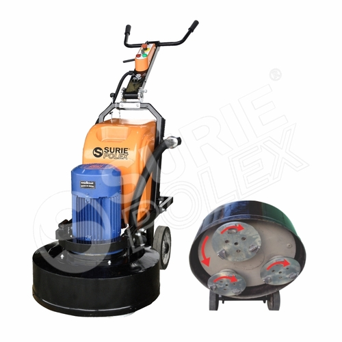 Floor Grinding & Polishing Machines