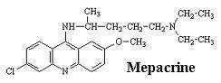 Mepacrine