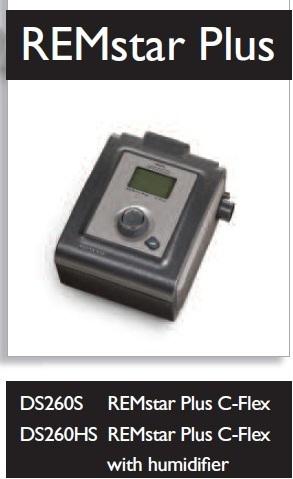 Remstar Plus C-Flax CPAP Machine