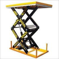 Pairs Of Scissor Lift Table