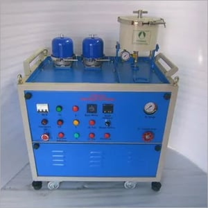 Hydraulic Oil Cleaning System - Ocs Models