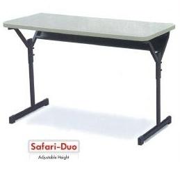 Safari Duo Desk